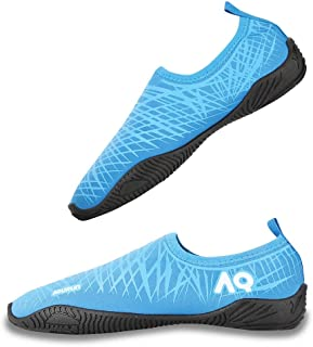 AQURUN Blue Swimming & Water Games Shoe For Unisex