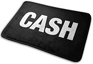 Amanda Walter Alfombra Merch Traffic Johnny Cash Cash Alfombra Liviana Alfombrilla Antideslizante para Puerta descolorida ...