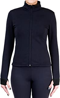 ny2 Sportswear Figure Skating Polar Fleece Fitted Jackets by Polartec J1010