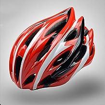 <h2>WPCBAA Fahrradhelm einteiliger Helm Mountainbike Hut Fahrrad Reithelm Männer und Frauen ultraleichter Helm 360 ° -Einstellung 57-62 cm</h2>