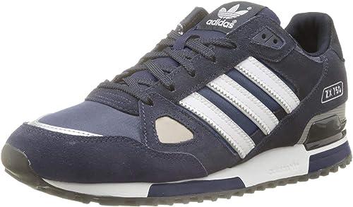 Baskets adidas Originals ZX750 pour homme en bleu marine : adidas ...