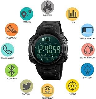 Skmei Sport Watch For Men Digital PU Leather - 1301