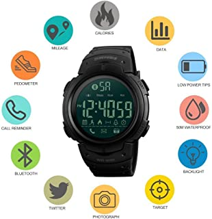 Skmei Sport Watch For Men Digital Silicone Band - 1301
