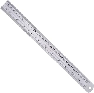 Harden Stainless Steel Ruler with Conversion Table (48-Inch)