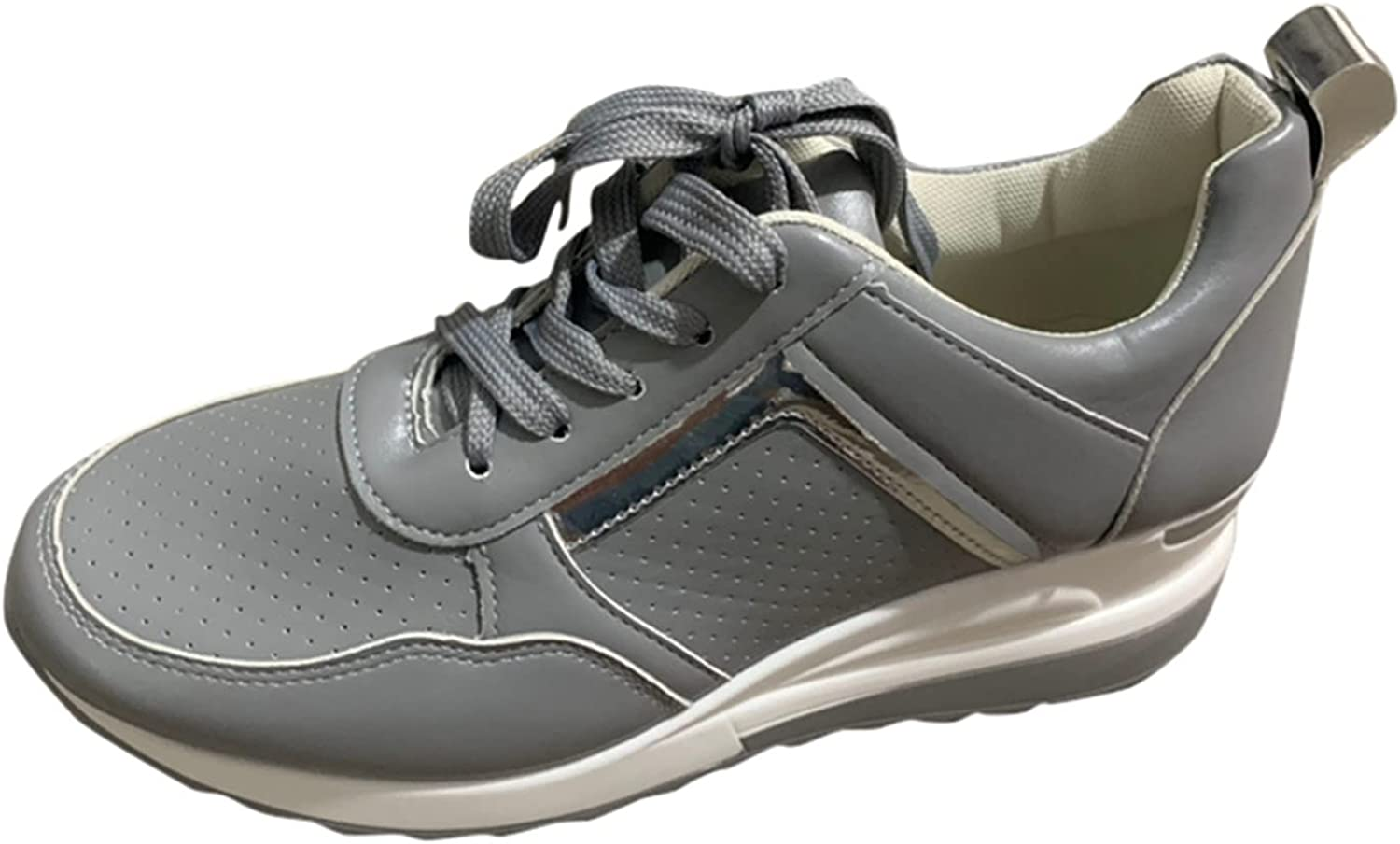 ZiSUGP Women's Walking Shoes Summer Lace-up Toe Round Japan 70% OFF Outlet Maker New Breathable