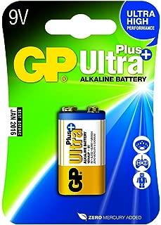 1604AUP Ultra Plus Alkaline PP3 Size 9V