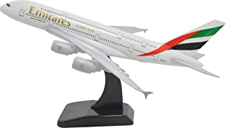 TANG DYNASTY(TM) 1:400 Standard Edition Air Bus A380 Emirates Airlines Metal Airplane Model Plane Toy Plane Model