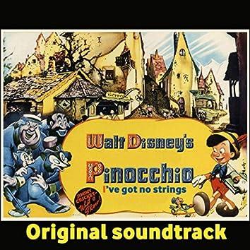 I've Got No Strings (Pinocchio   Original Motion Picture Soundtrack)