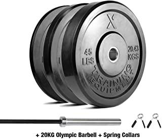 Best 20kg olympic plates Reviews
