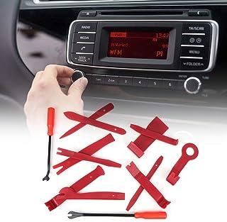 VC Material Resistente al desgaste Reparación de automóviles Mano de obra Herramienta de extracción de radio Durable para ...