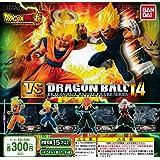 ドラゴンボール超 VSドラゴンボール14 全4種セット ガチャガチャ