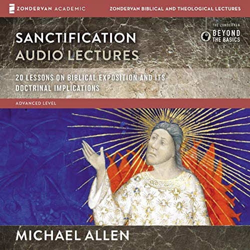 Couverture de Sanctification: Audio Lectures