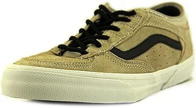 Vans Rowley Pro Men's Classic Skate Shoe (Taupe - Size 7.5)