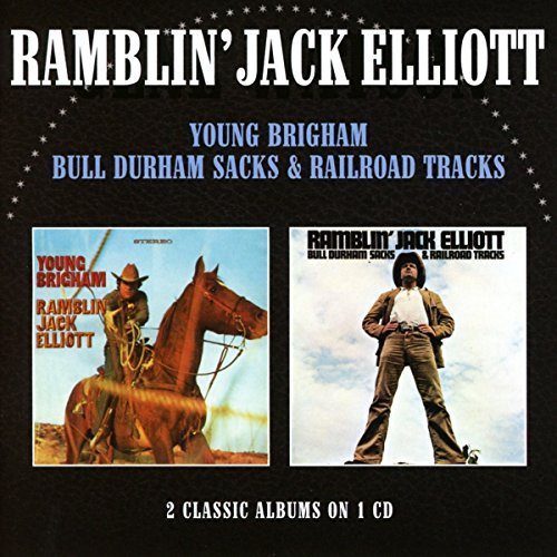Young Brigham / Bill Durham Sacks & Railroad Tracks (Jewel Case)
