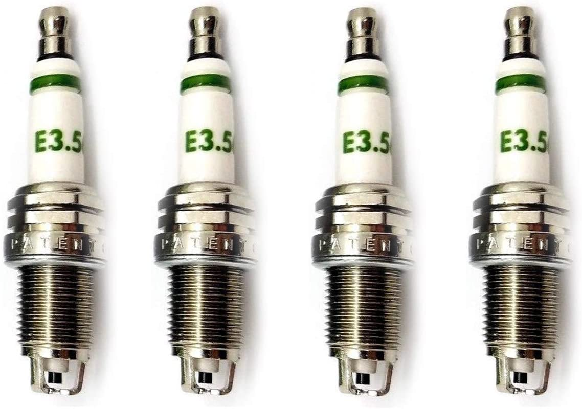 E3.56 E3 Premium Automotive Spark Plugs PACK Recommended miles 4 100K Colorado Springs Mall -