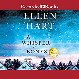 A Whisper of Bones audiobook cover art