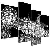 Bilderdepot24 Bild auf Leinwand | Formel 1 Rennwagen in