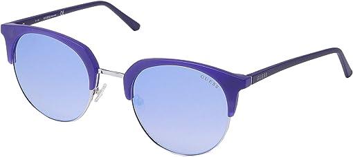 Matte Blue/Gradient Blue