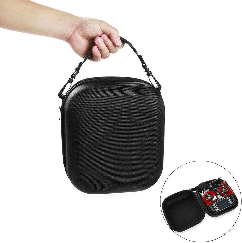 FidgetGear Universal Mini Remote Controller Transmitter Bag case for FPV RC Futaba Flysky
