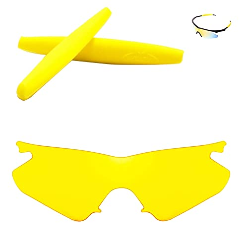 ebdc40a6e6 Walleva Replacement Lenses Or Lenses With Earsocks for Oakley M Frame  Heater Sunglasses - 41 Options