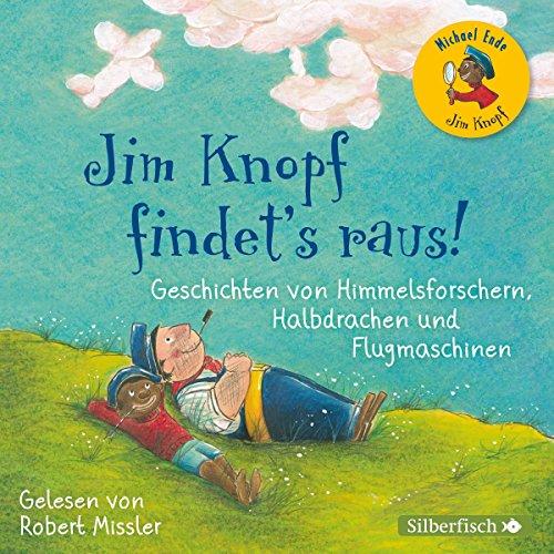 Geschichten von Himmelsforschern, Halbdrachen und Flugmaschinen (Jim Knopf findet's raus) Titelbild