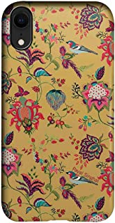Macmerise IPCIXRPPS1512 Payal Singhal Chidiya Mustard - Pro Case for iPhone XR - Multicolor (Pack of1)