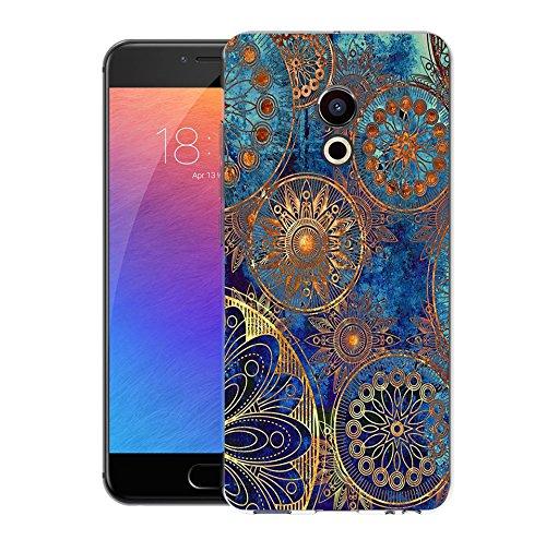 Meizu Pro 6 Handy Tasche, FoneExpert® Ultra dünn TPU Gel Hülle Silikon Hülle Cover Hüllen Schutzhülle Für Meizu Pro 6