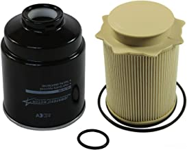 JDMSPEED New Diesel Fuel Filter Kit For Dodge Ram 6.7L 2013-2017 2500 3500 4500 5500 Cummins