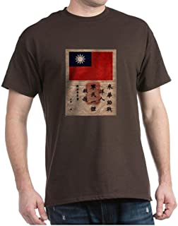 Flying Tigers Blood Chit Cotton T-Shirt
