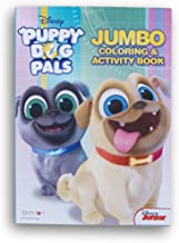 Puppy Dog Pals Coloring and Activity Book - 64 Pages