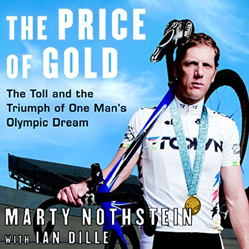 The Price of Gold audiobook cover art