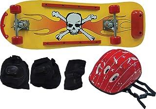 Kit Skate Radical Iniciante Bel Fix