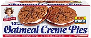 Little Debbie Oatmeal Creme Pie Big Pack
