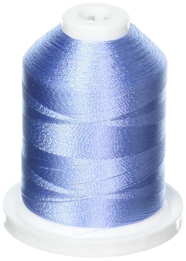 Robison-Anton Rayon Super Strength Thread, 1100-Yard, Cristy Blue