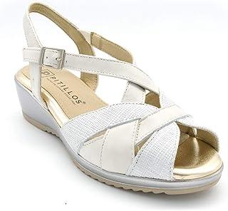 Mejor Zapatos Cuña Pitillos