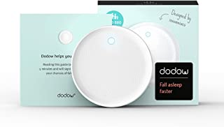 Dodow - Sleep Aid Device - More Than 500.000 Users Are Falling Asleep Faster with Dodow!