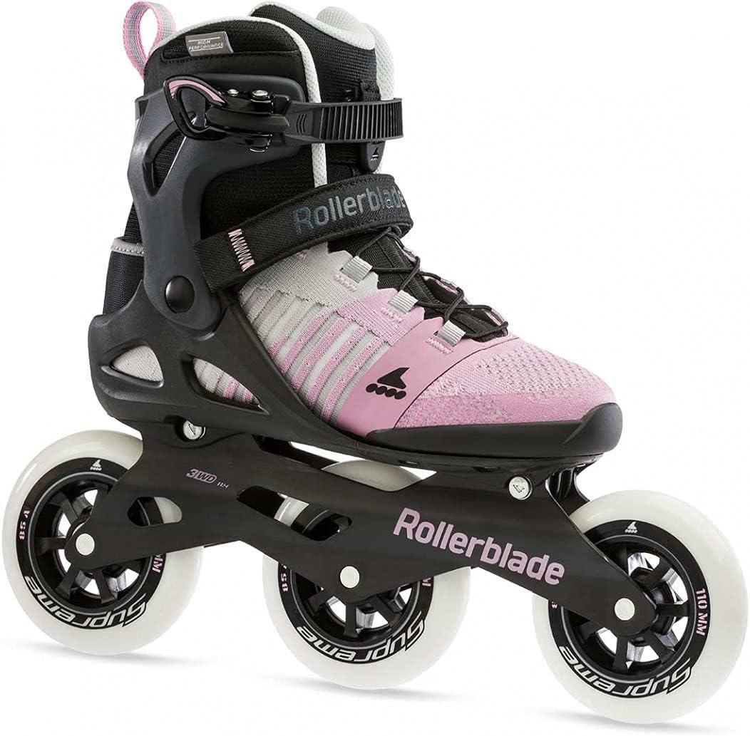 Rollerblade Women's Philadelphia Max 76% OFF Mall Macroblade 110 Inline Skates 3wd