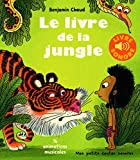 Le livre de la jungle (livre sonore)