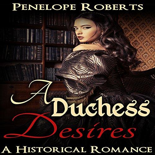 A Duchess Desires audiobook cover art