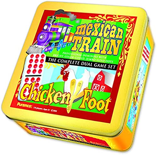Puremco MPD12 - Mexican Train und Cickenfoot Combo