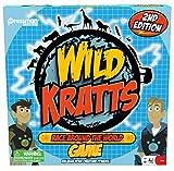 Pressman Wild Kratts Race Around the World Board Game Multicolor, 5'