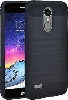 Silicone Etui Housse Crystal Clair Soft Gel TPU R/ésistant /à la Goutte Housse pour LG K4 2017,K8 2017. 95Street Coque pour LG K4 2017,K8 2017
