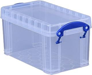 Boîte Really Use 2.1C - Boîte de rangement transparente de 2,1 litres