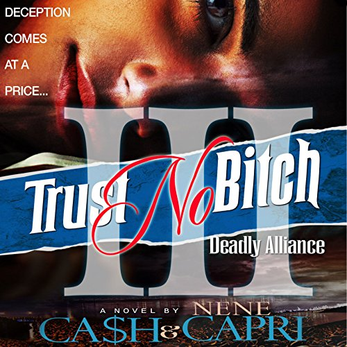 Trust No Bitch 3 audiobook cover art