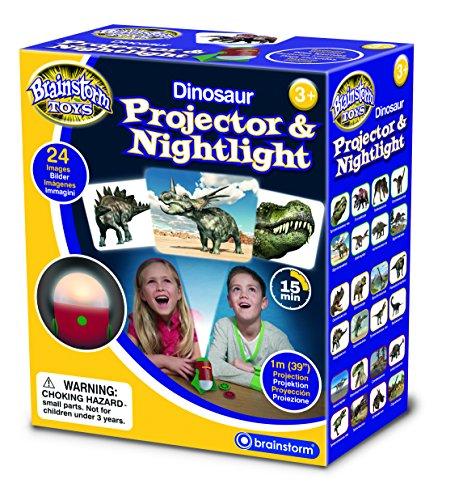 Brainstorm Toys-E2046 Proyector de Dinosaurios y luz
