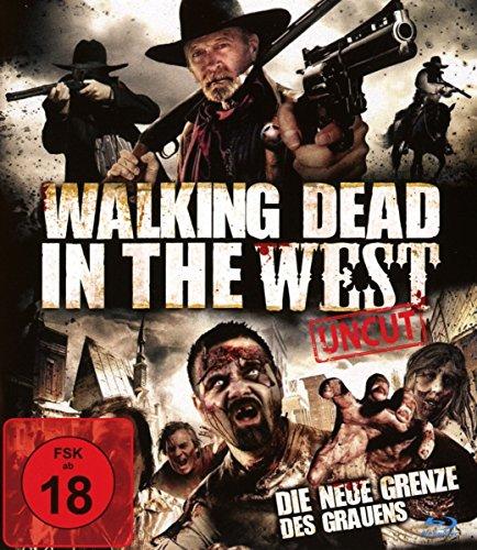 Walking Dead in the West - Uncut Edition [Blu-ray]