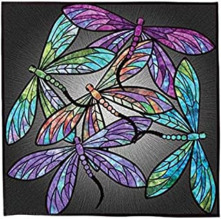dance of the dragonflies quilt kit
