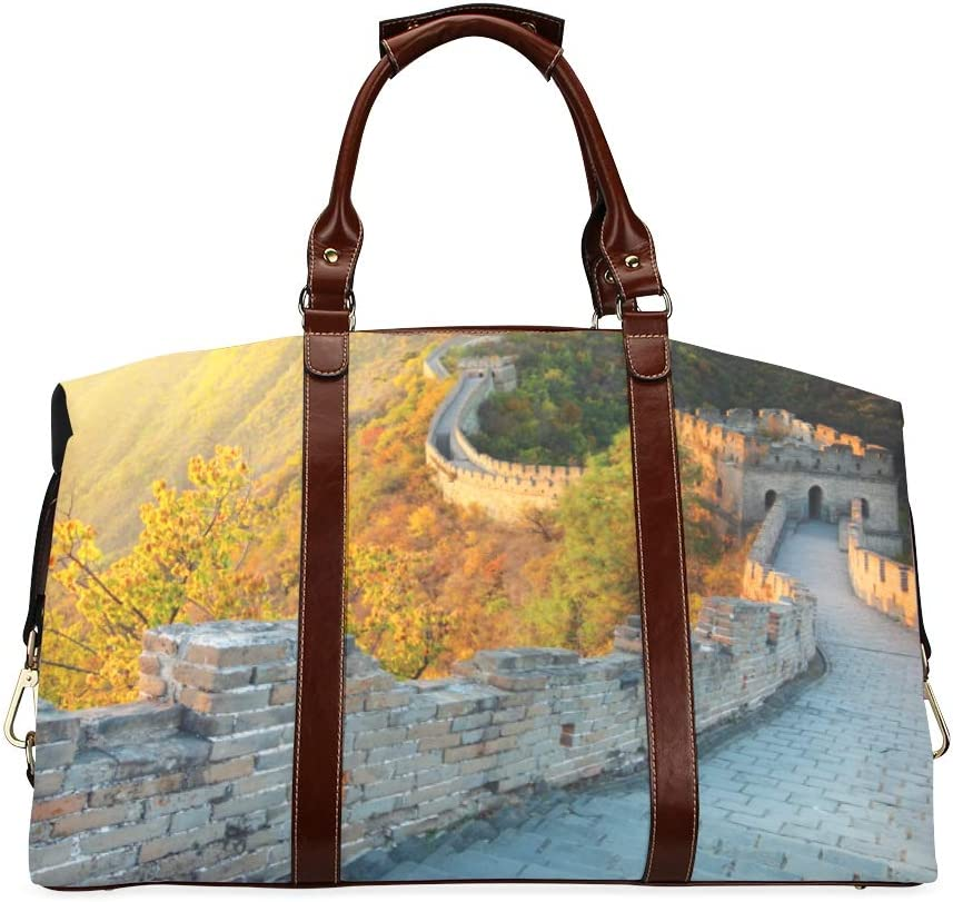 Men Overnight High order Bag Beautiful Luxury goods Scenery Big Classic Of Oversized Ben