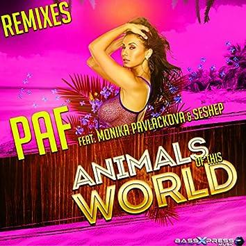 Animals of This World (Remixes)
