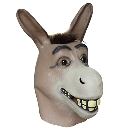 Donkey Masks: Amazon com